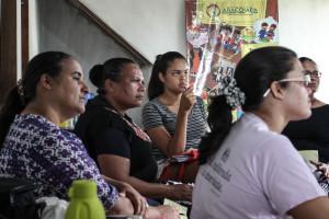 Grupo de mulheres de Araçoiaba tem sessões que mostram com se alcançar um objetivo