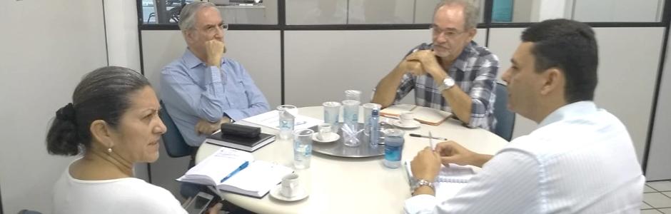 Reuniões e avaliação antecedem finalização do DIST Brisa do Lago